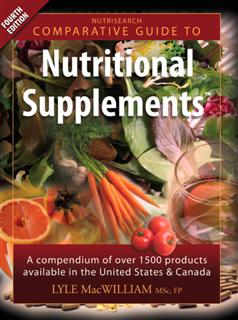 Nutrisearch comparative guide to nutritional supplements for the.